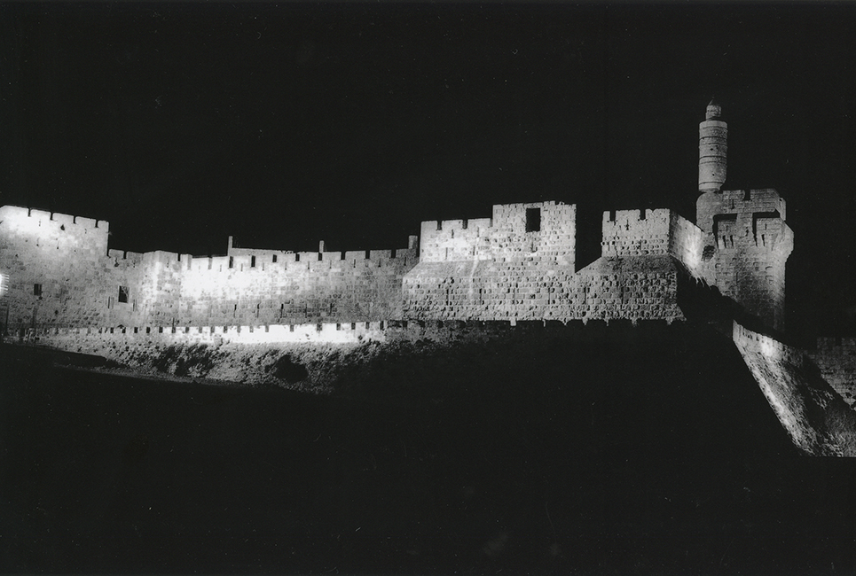 The Citadel, Jerusalem, 1936