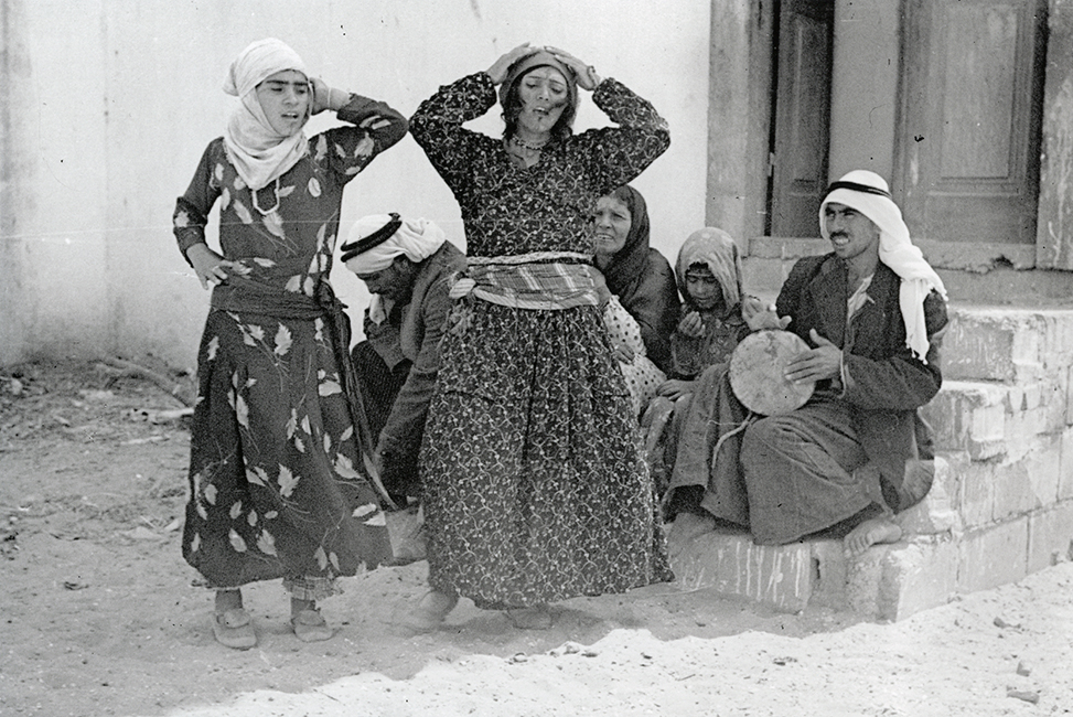 Dancing with gypsies, 1927