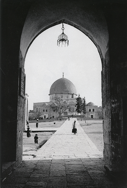 Dome of the Rock, Jerusalem, 1932