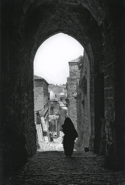 Jerusalem, the Old City, 1936