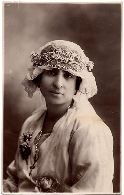 Haroutiun Derhagopian, ca. 1930
