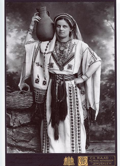 Chalil Raad Studio, ca. 1900 (Malikian Collection)