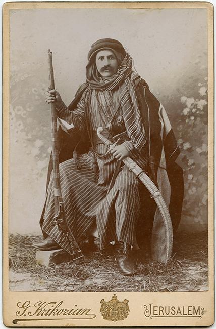 Garabed Krikorian Studio, ca. 1900 (Malikian Collection)