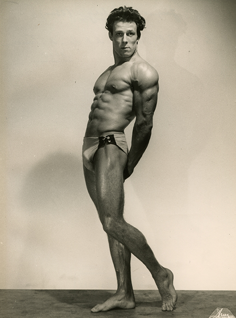 Jacques Weinsberg, First class in the competition for he best Athlete of Ille-de-France, 1948 (Malikian Collection)